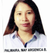 Dr. May Argenica Palmaira